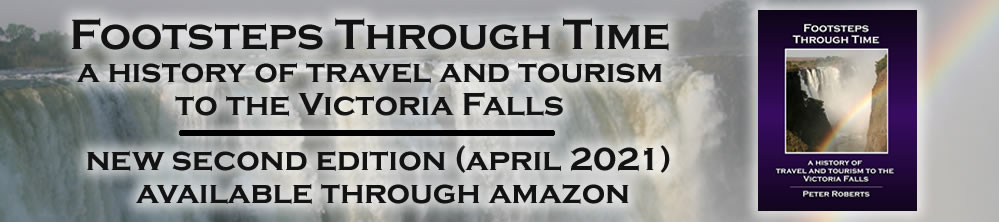 A History of Travel and Tourism to the Victoria Falls